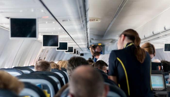 Foto de Azafata y Agente de Handling: cursos para trabajar en el sector aeronáutico