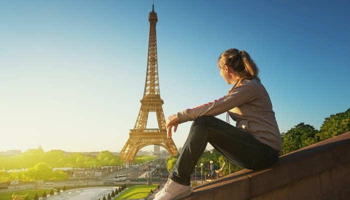 Foto de Rumbo a París con las becas de la OCDE para estudiantes universitarios