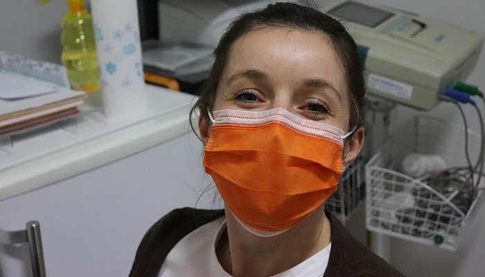 Foto de Piden convalidar las prácticas a los estudiantes de Enfermería que luchan contra el coronavirus