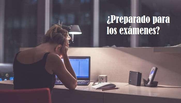 Foto de Consejos para estudiar mejor y dar lo mejor antes de un examen