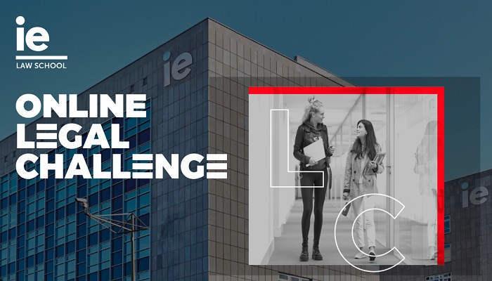 Foto de Premios en forma de becas para másteres en el Online Legal Challenge de IE Law School