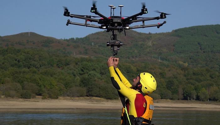 Foto de Curso oficial de piloto de drones: la vía para trabajar en emergencias, seguridad e inspecciones técnicas