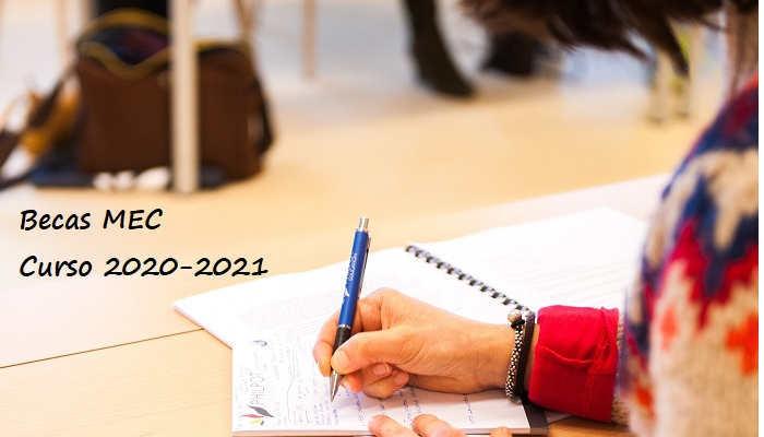 Foto de Ya están aquí las becas y ayudas al estudio del Ministerio de Educación para el curso 2020/2021