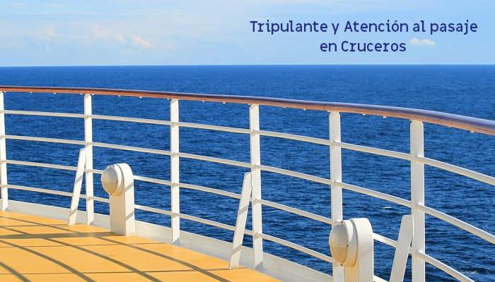 Foto de Curso para ser Azafata/o de Crucero: una profesión para viajar y recorrer mundo