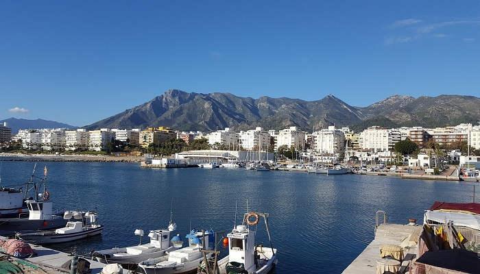 Foto de Marbella, donde estudian los futuros líderes del Turismo
