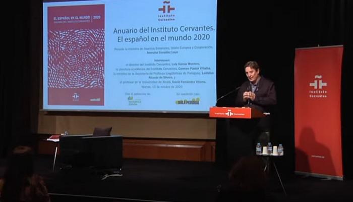 Foto de Crece el español en el mundo: 585 millones lo hablan y 22 millones estudian el idioma