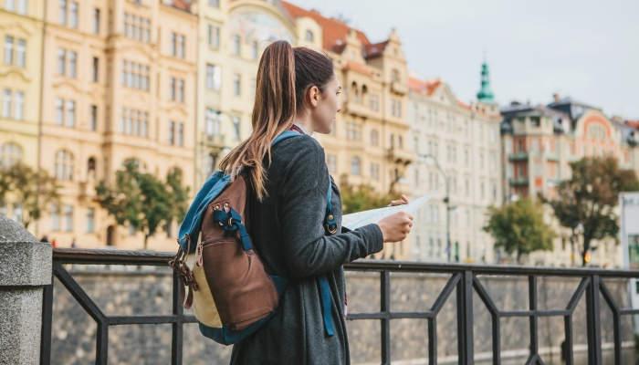 Foto de Préstamos Erasmus+ de la Unión Europea para realizar un máster en otro país