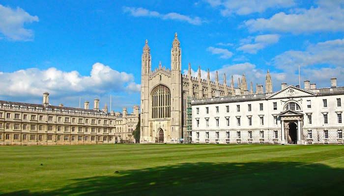 Foto de Becas para entrar en la Universidad de Cambridge y hacer el doctorado