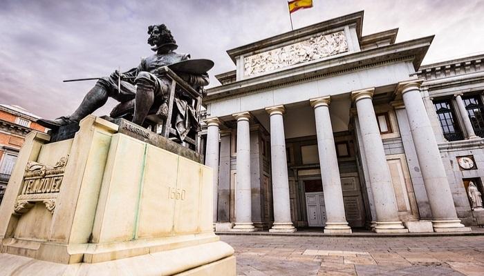Foto de Becas del Museo del Prado para amantes del arte