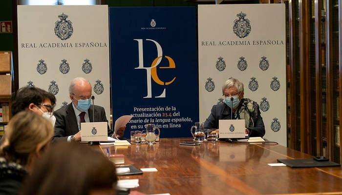 Foto de COVID, gastrobar, faláfel, picual o tirolina: 2.557 novedades en el Diccionario de la RAE