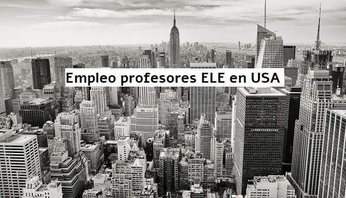 Foto de Dar clases de español en EE.UU.: conoce nuevas vacantes para profesores ELE