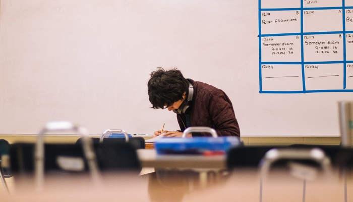 Foto de Los estudiantes de Derecho prefieren opositar a trabajar en bufetes