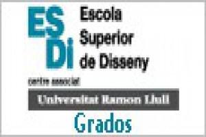 Escuela Superior de Diseño (ESDI) Titulos de Grado.