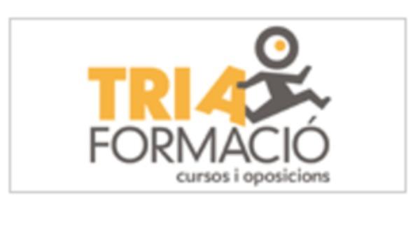 TRIA FORMACIÓ