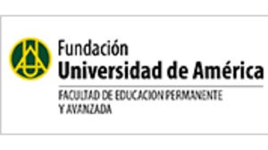 Logo de Universidad de América