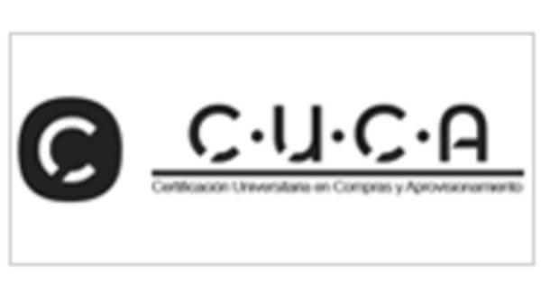 CUCA, Certificación Universitaria en Compras y Aprovisionamiento