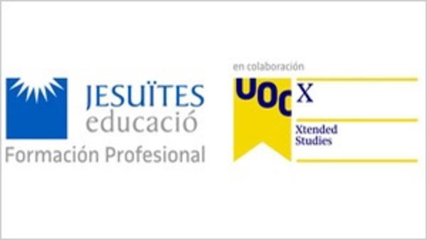 FP Jesuïtes en colaboración con UOC