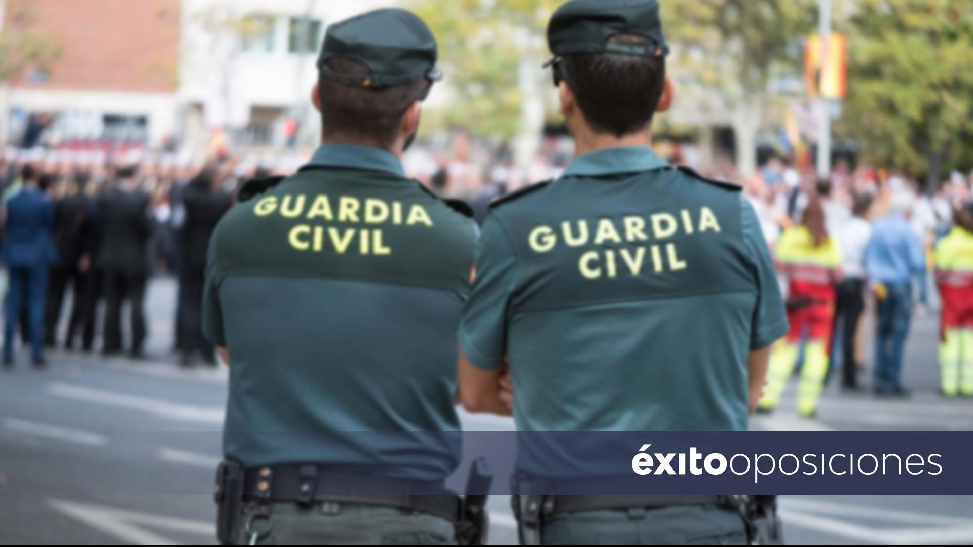 Oposición Guardia Civil