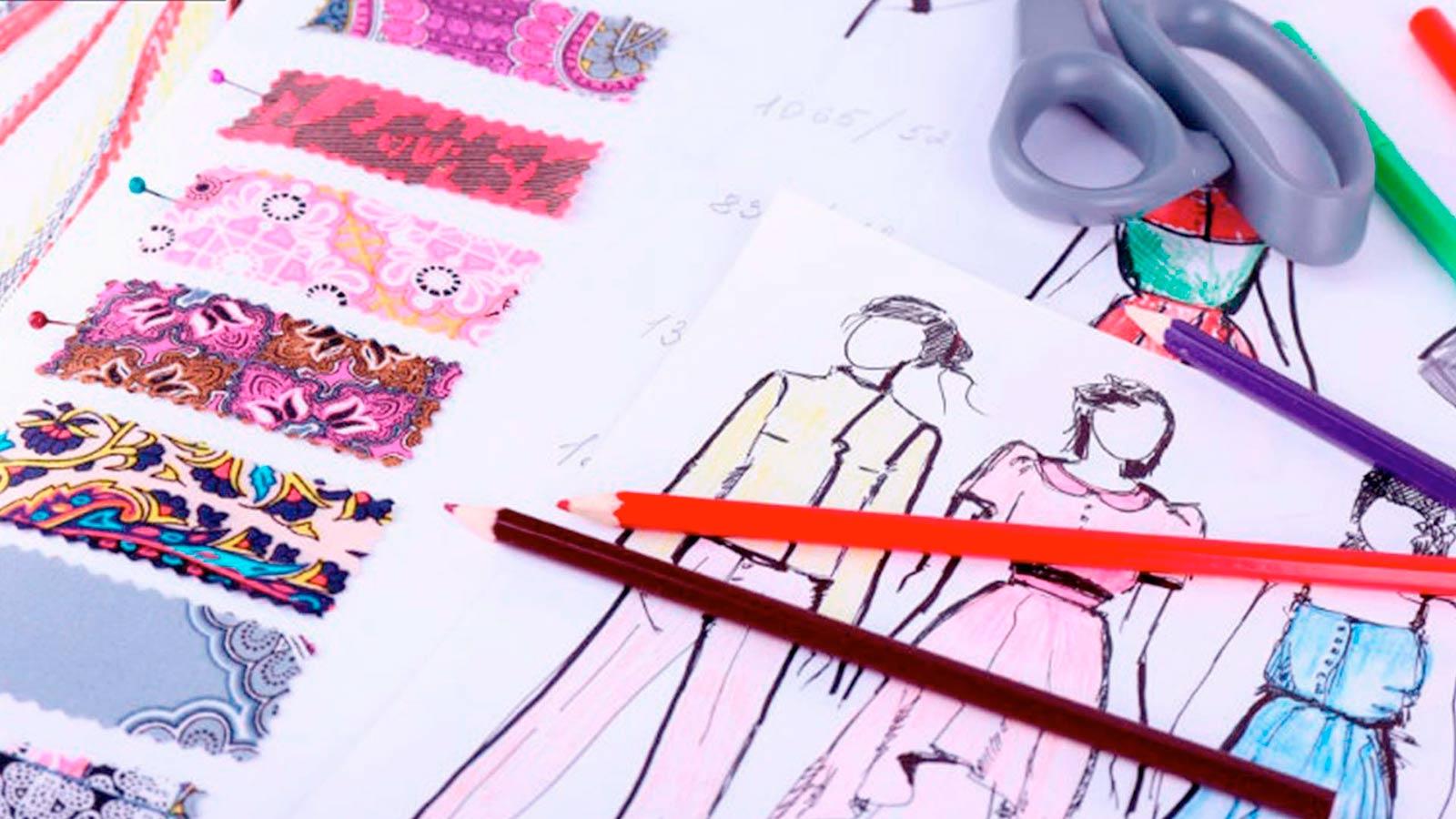 Curso de Estilismo y diseño de moda
