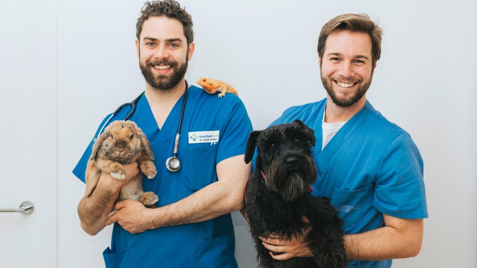 Formación veterinaria hay muchas, pero ninguna como la nuestra.  El mundo de la veterinaria nunca estuvo tan cerca de ti.