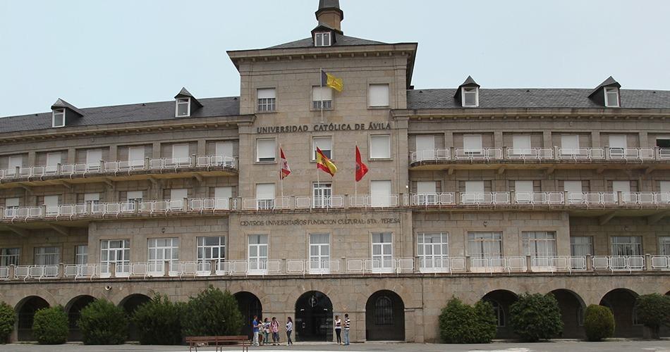 UCAV Universidad Católica de Ávila