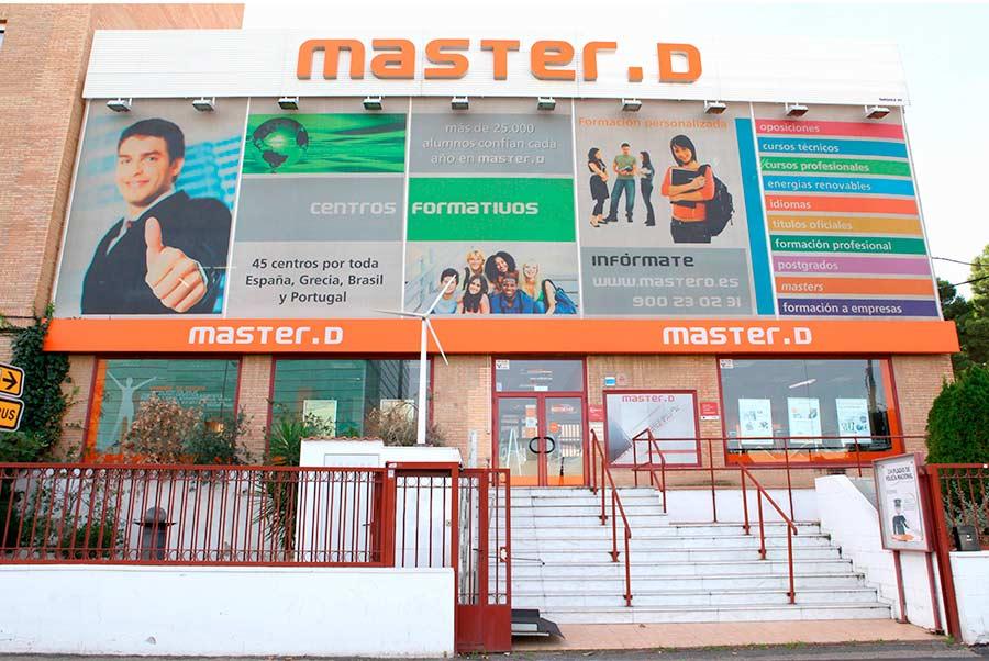 MasterD, tu academia de oposiciones y cursos