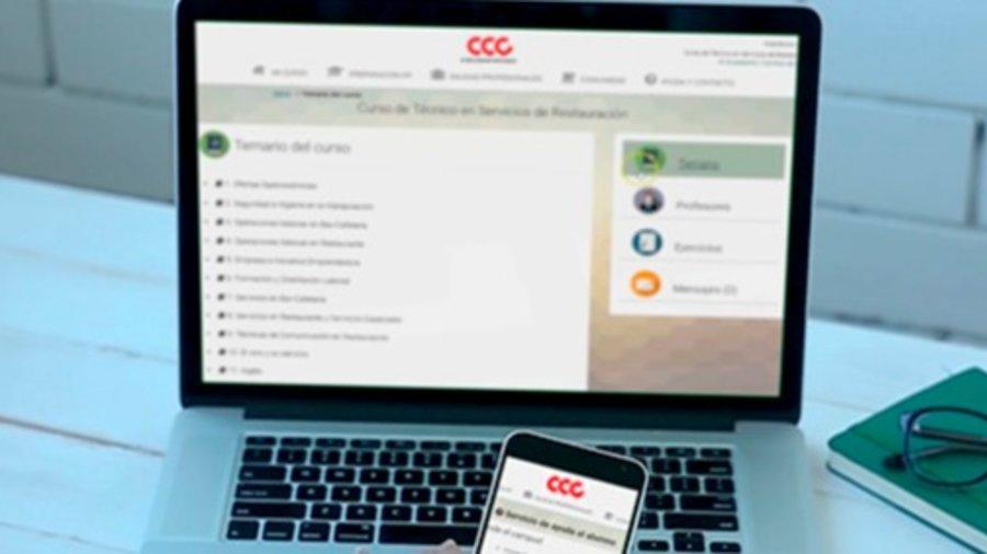 CCC, Centro de Estudios Profesionales ONLINE